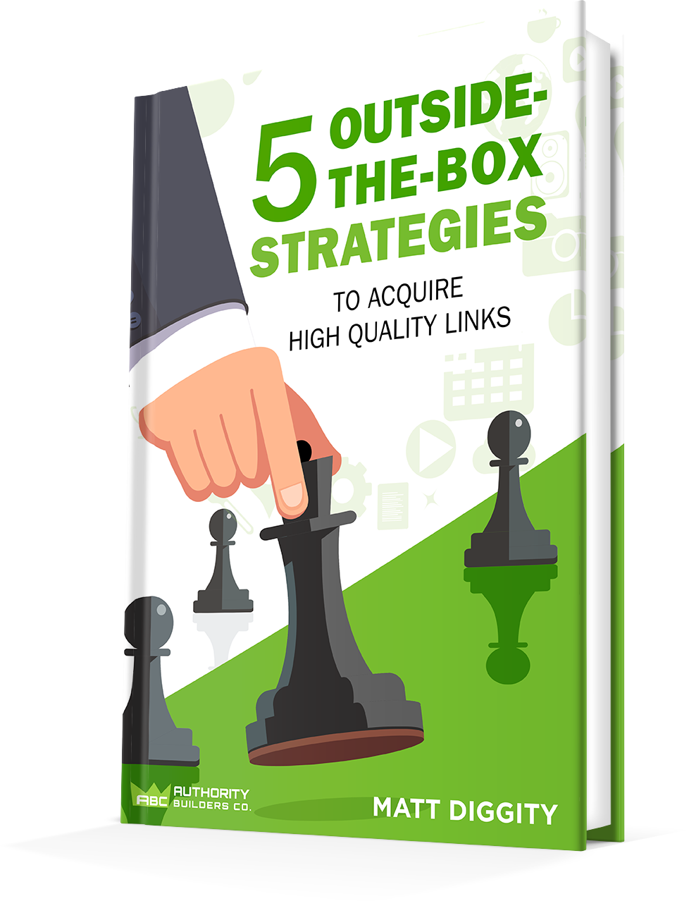 Matt Diggity's 5 Outside-the-Box Strategies to Acquire High Quality Links