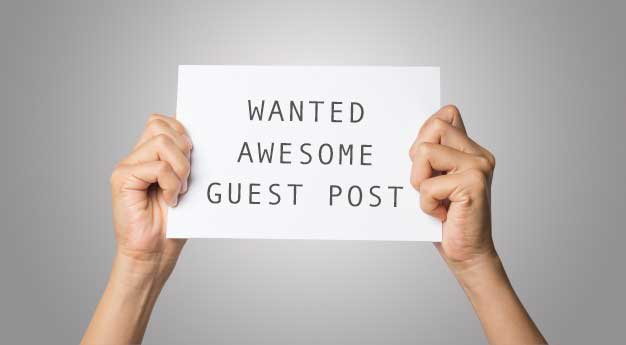wanted awesome guest post