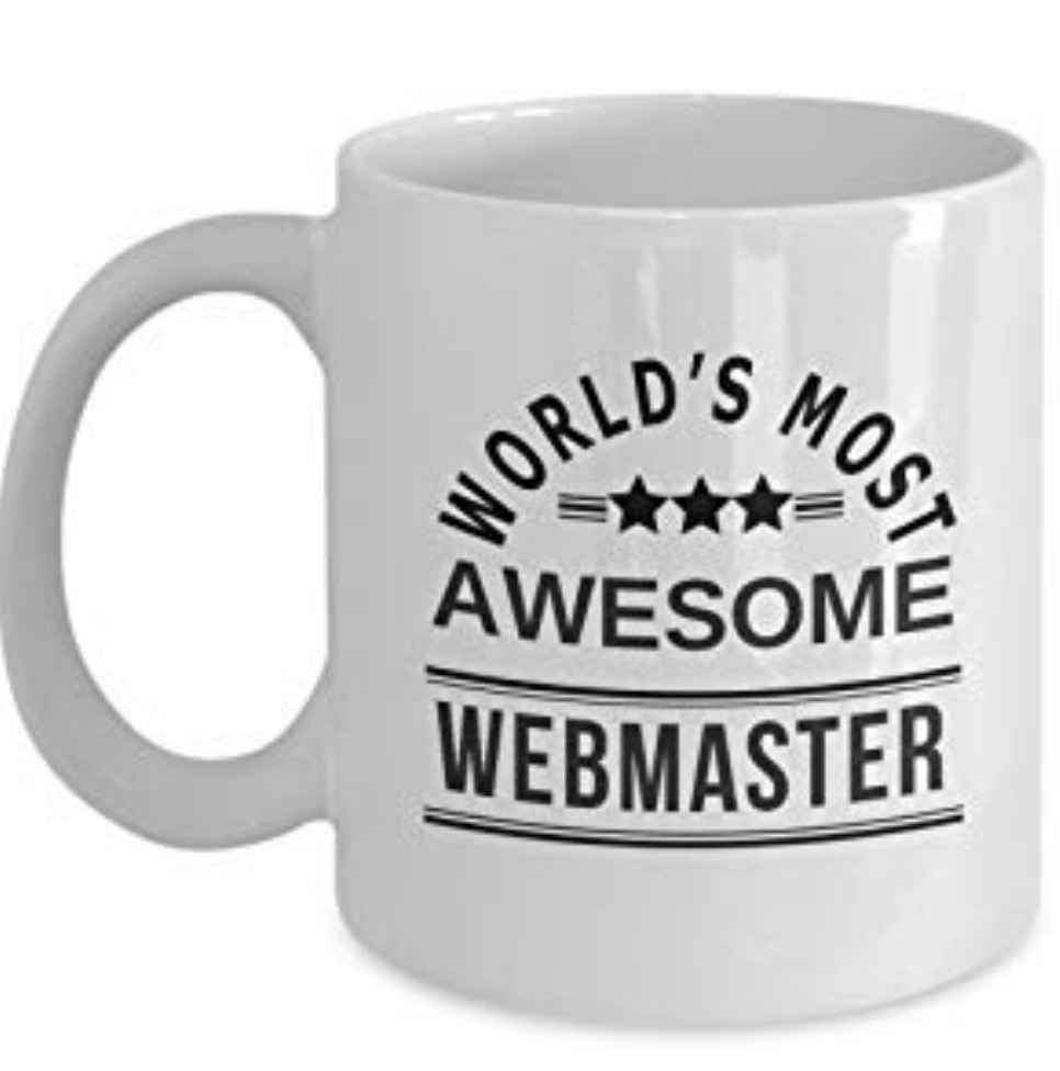 awesome webmaster