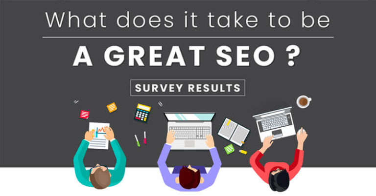 Inforgraphic Great SEO cover