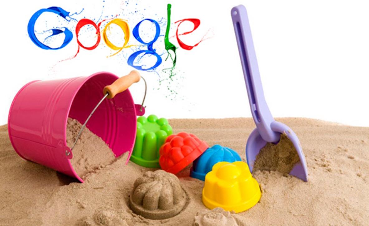 google sandbox image