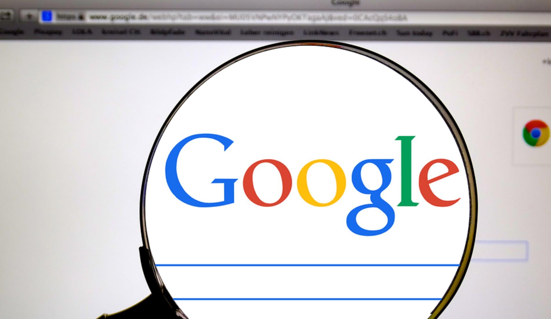 google search snapshot