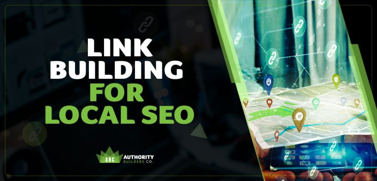 Local SEO Link building cover